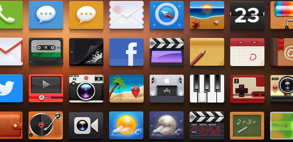 5-iphone-icon-set