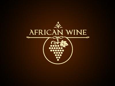 African wine Logo