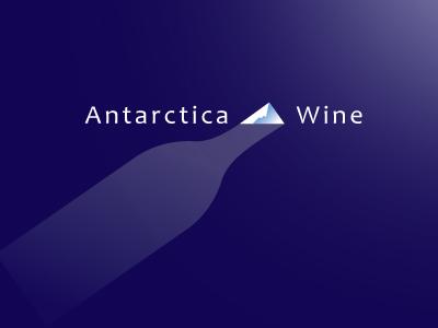 Antarctica Wine Logo