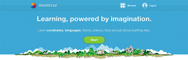 Header from Memrise