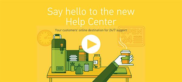 Help Center from Zendesk