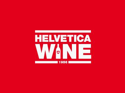 HelveticaWine Logo