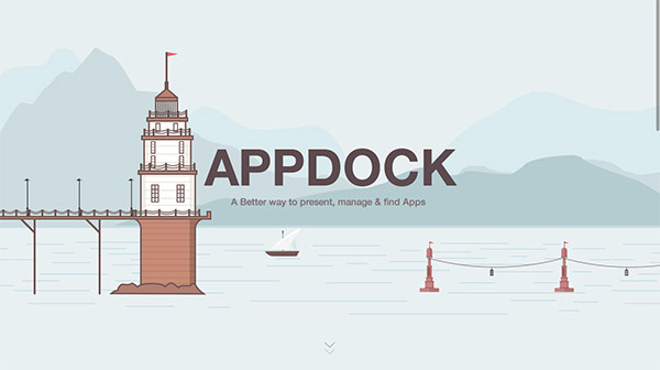 Home from AppDock