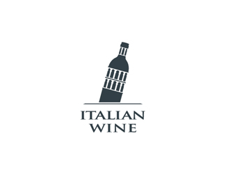 Italian Wine Logo
