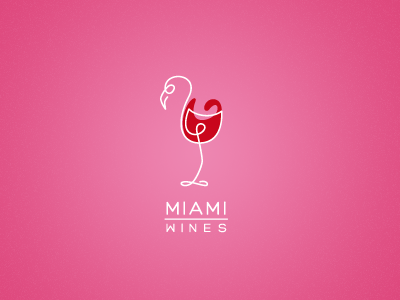 Miami Wines Logo