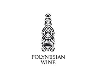 Polynesian wine Logo