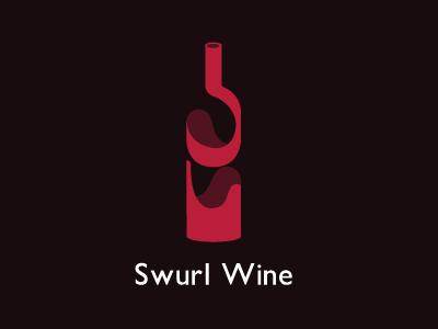 Swurl Wine Logo