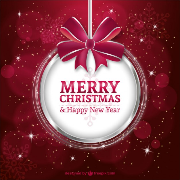 Christmas new year 2015 vector greetings download free m4hsunfo