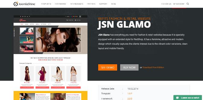 JSN Glamo