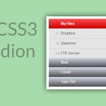 css3-based-accordion-menu