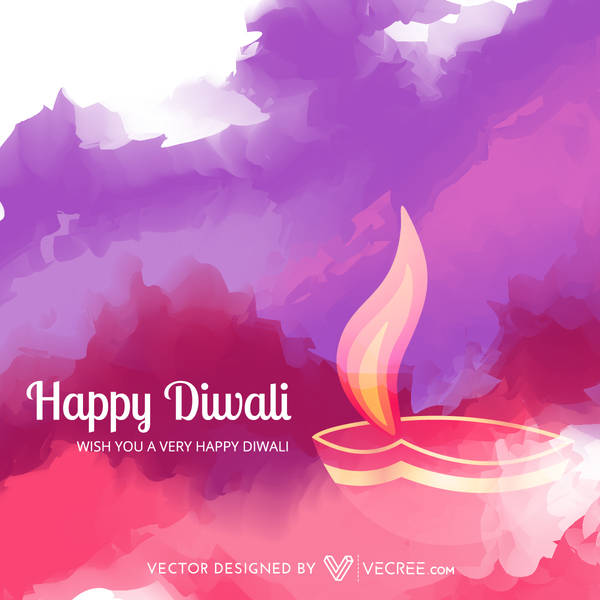 02-diwali-greeting-free-vector