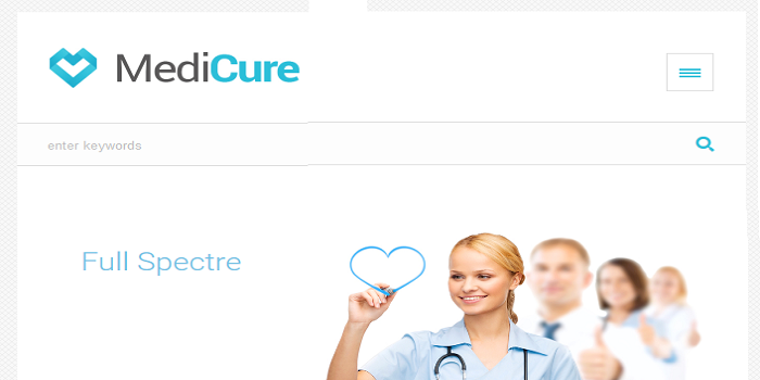 Medicure WordPress Theme