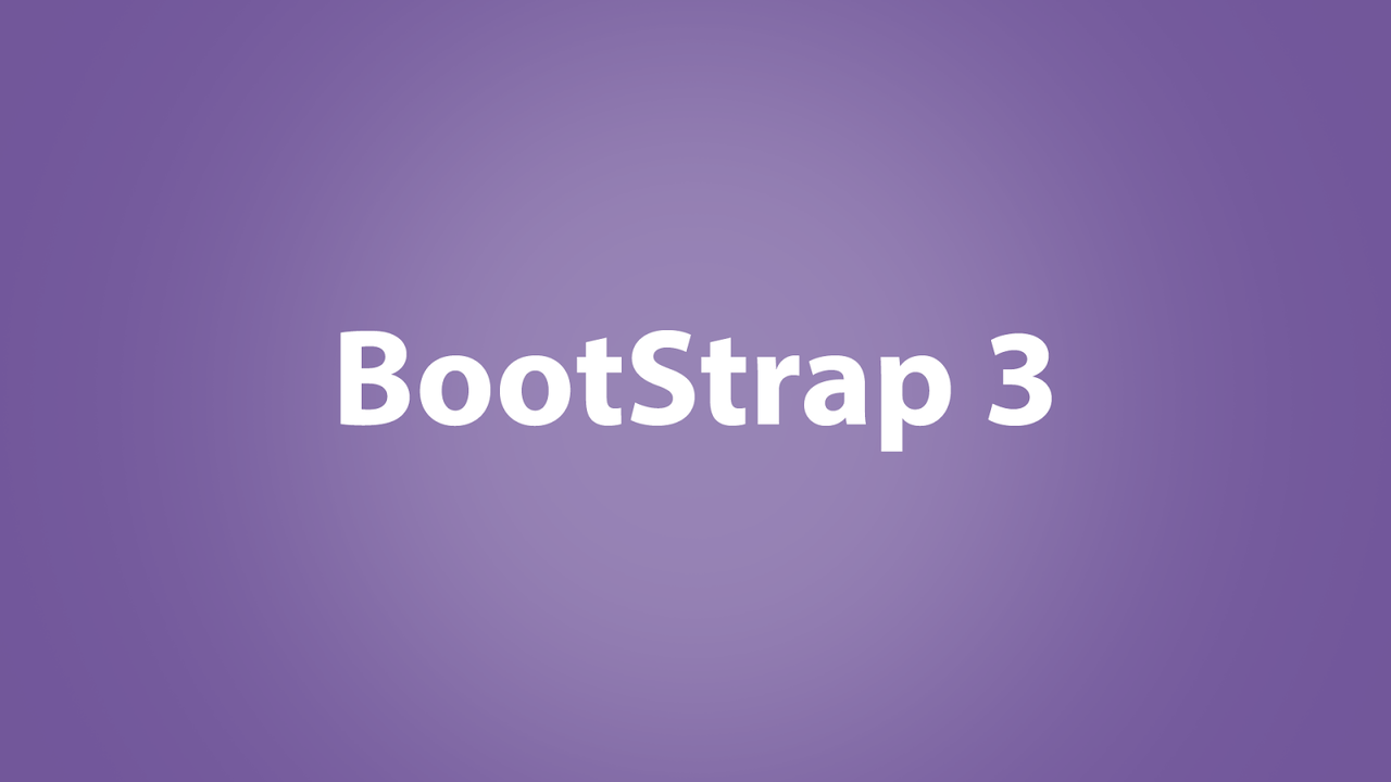 bootstrap-version-3