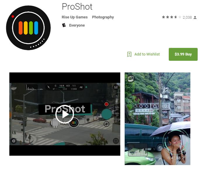 ProShot_Rise